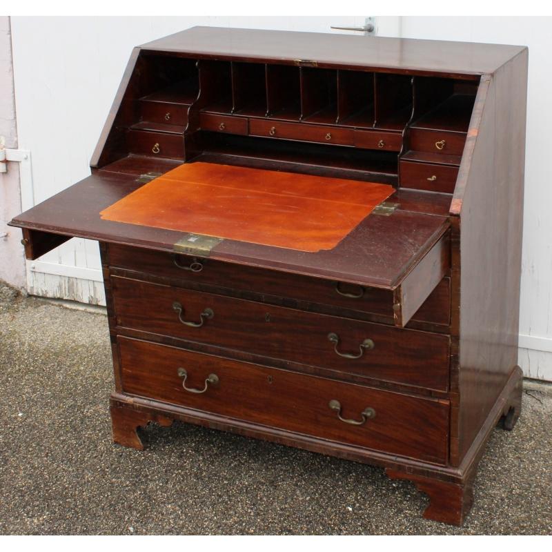 bureau commode de bateau en acajou sur moinat sa antiquit s d coration. Black Bedroom Furniture Sets. Home Design Ideas