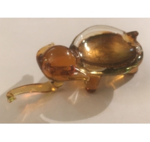 Eléphant en verre Murano