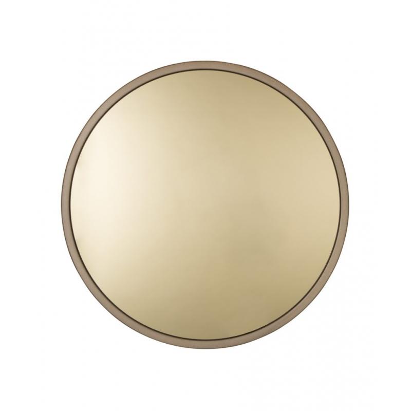 miroir rond bandit m tal cuivr sur moinat sa. Black Bedroom Furniture Sets. Home Design Ideas