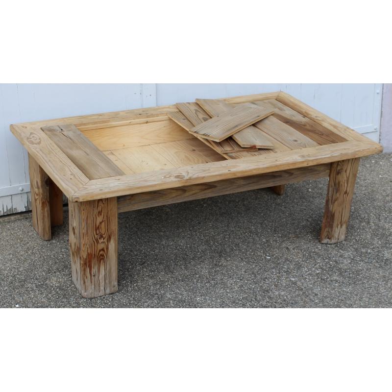 Table Basse En Vieux Bois – Ezooqcom