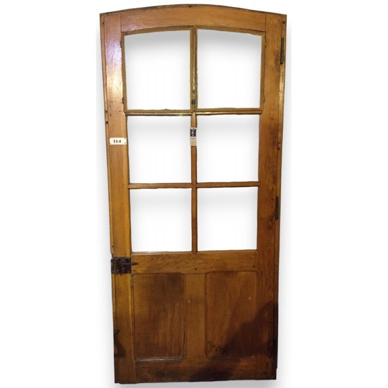 porte haut vitr sur moinat sa antiquit s d coration. Black Bedroom Furniture Sets. Home Design Ideas