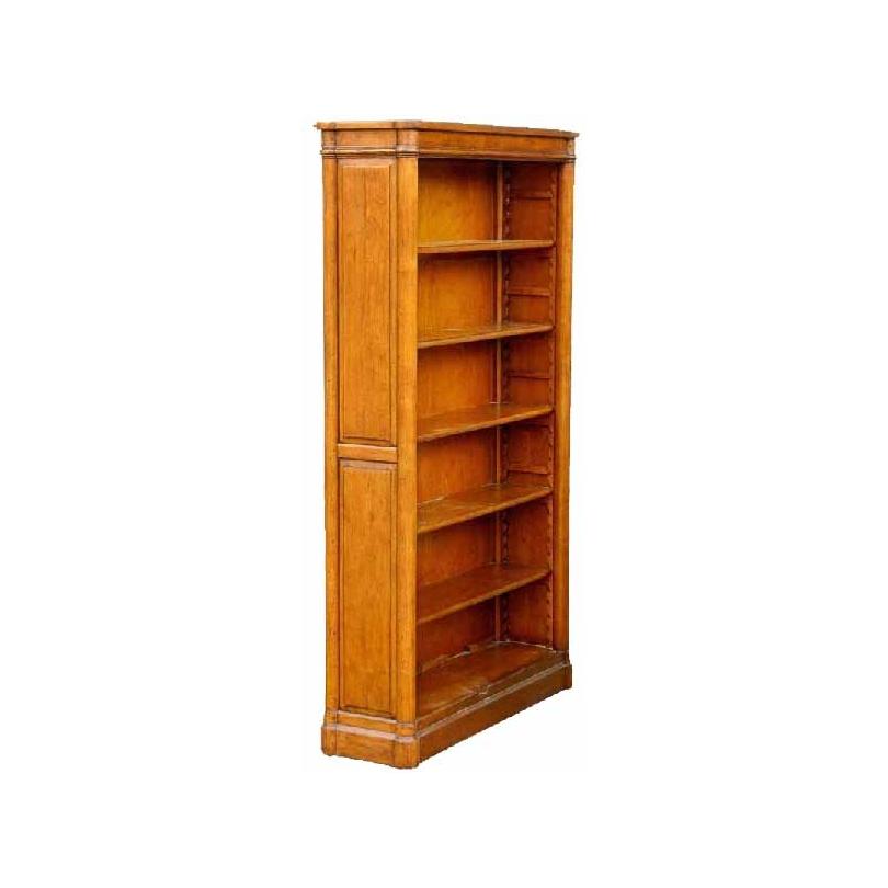 Bibus Berry en bois exotique, modèle Haut