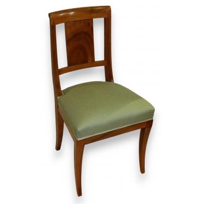 Série de 6 chaises Directoire.