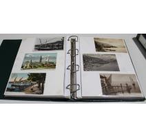 Collection de 883 cartes postales du Lac Léman