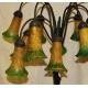 """Lampadaire """"Lili Flower"""" à 12 lumières"""