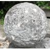 Boule en pierre - Petite