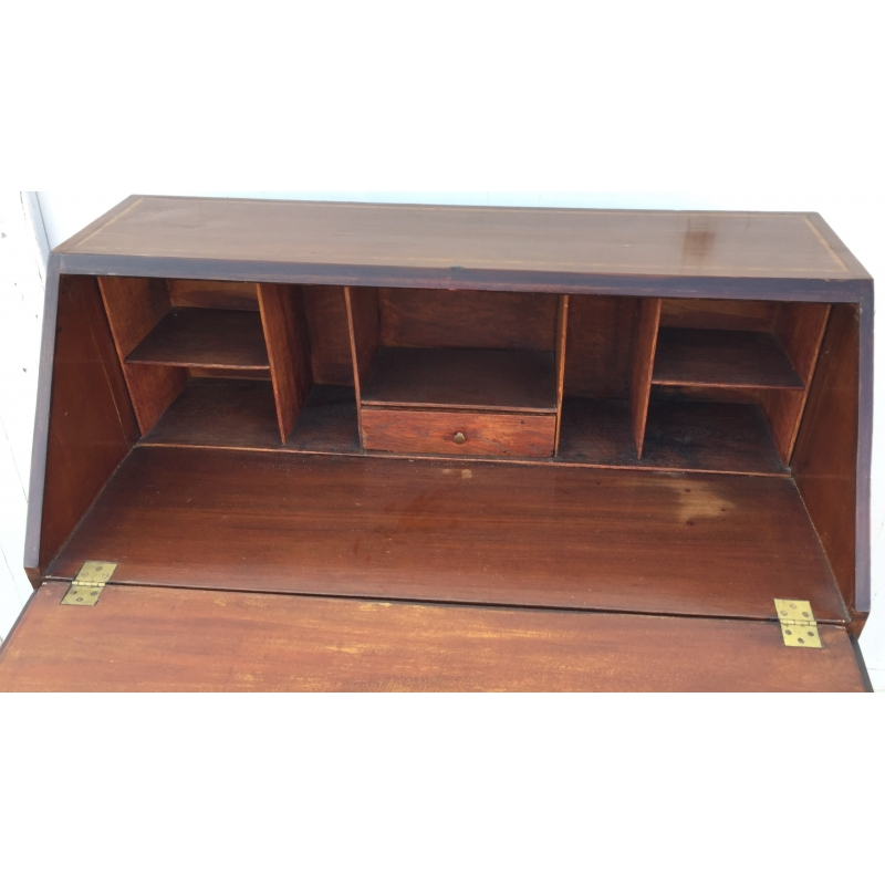 bureau commode 3 tiroirs moinat sa antiquit s d coration. Black Bedroom Furniture Sets. Home Design Ideas