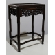 Petite table chinoise rectangulaire