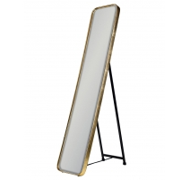 Miroir à poser cadre doré