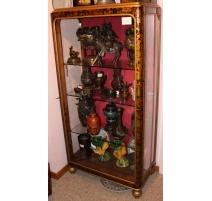 Art Deco cabinet with 1 door,