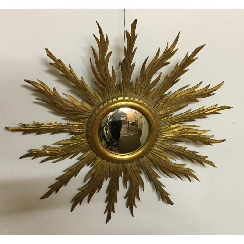 Moinat sa antiquit s et d coration rolle et gen ve for Petit miroir soleil