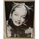 """Poster encadré """"Gloria Swanson"""" pour Cartier"""