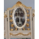 Paravent style Louis XVI richement sculpté