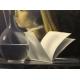 "Tableau ""La Page Blanche"" signé Jean ROLL 06"