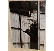 """Poster sur alu """"Bettina"""" pour Cartier"""