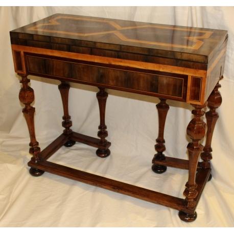 table de changeur baroque allemande sur moinat sa antiquit s d coration. Black Bedroom Furniture Sets. Home Design Ideas
