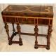 Table de changeur baroque Allemande