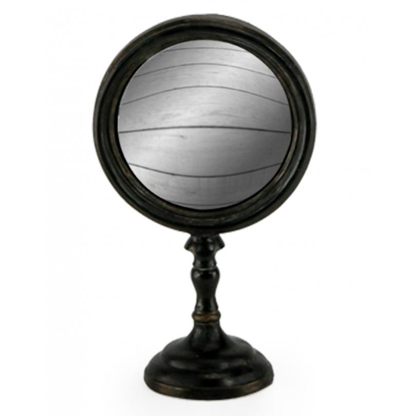 Miroir convex sur pied, petit modèle