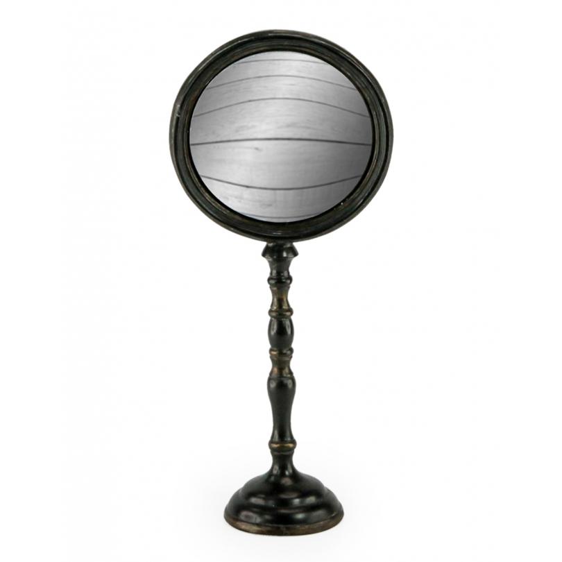 Miroir convex sur pied, grand modèle
