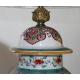 Vase Samson style chinois monté en lampe