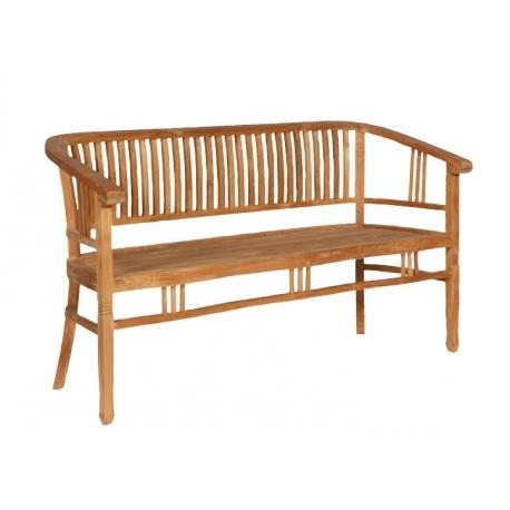 banc de jardin betawi en teck 3 places moinat sa antiquit s d coration. Black Bedroom Furniture Sets. Home Design Ideas