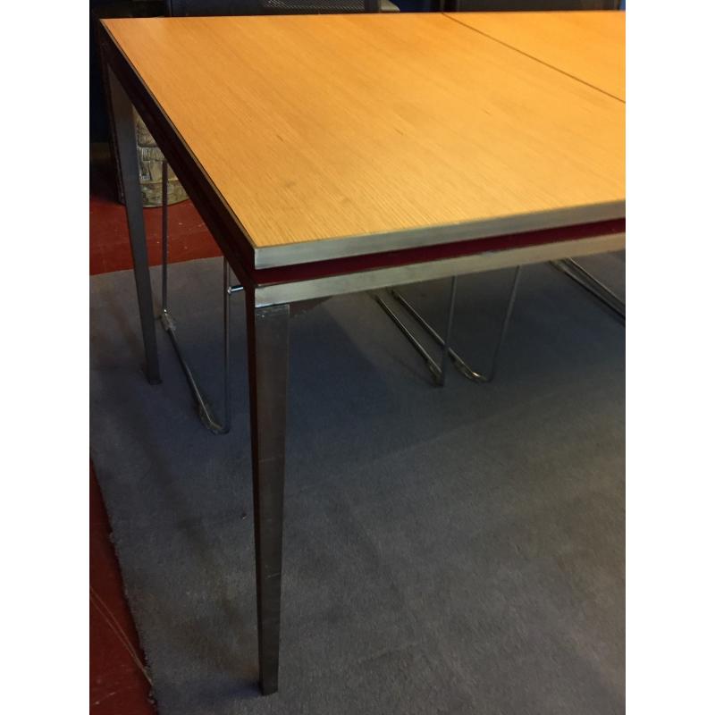 table en bronze plateau en ch ne moinat sa antiquit s d coration. Black Bedroom Furniture Sets. Home Design Ideas