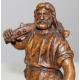 """Sculpture en bois de Brienz """"Guillaume Tell"""""""