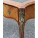 Bureau plat style Louis XV modèle Chablis