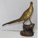 """Bronze """"Poule faisane"""" signé L. BUREAU"""