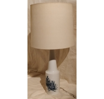 Lampe en poreclaine royal Copenhague