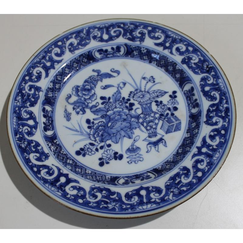 Assiette en porcelaine d cor canard moinat sa antiquit s d coration - Canard decoration accessoire ...