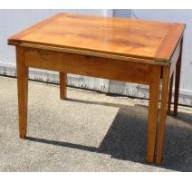 Table Directoire porte-feuille