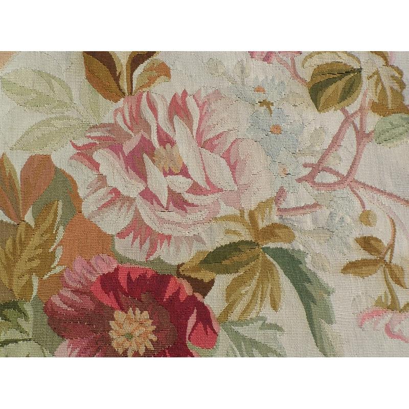 tapis d 39 aubusson louis philippe avec motifs sur moinat sa antiquit s d coration. Black Bedroom Furniture Sets. Home Design Ideas