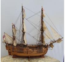 """Maquette de bateau """"Endeavour"""""""