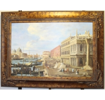 "Tableau ""Venise"" reproduction"