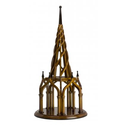 """Modèle d'architecte en bois """"Flèche de Nirvana"""""""