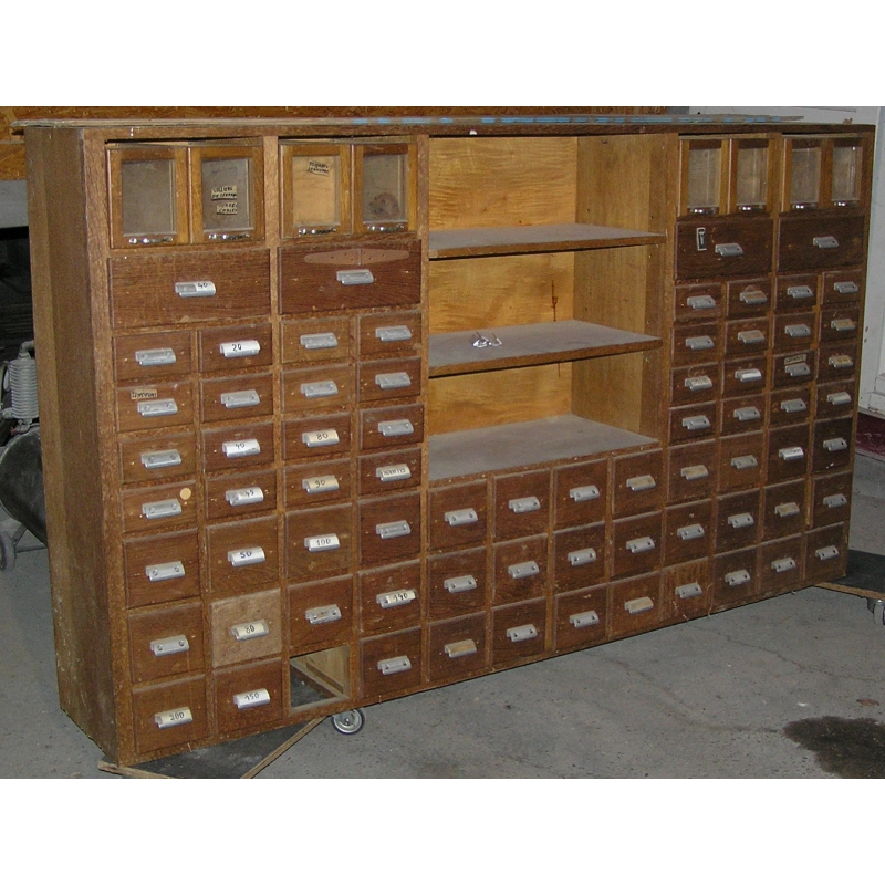 meuble tiroirs et casiers moinat sa antiquit s. Black Bedroom Furniture Sets. Home Design Ideas