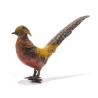 Faisan doré en bronze de Vienne