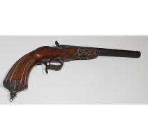 Pistolet marqué FLOBERT à PARIS
