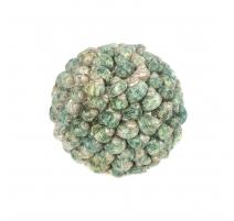 Boule de coquillages verts, petite
