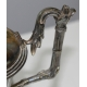 Moutardier en métal argenté par THOURET