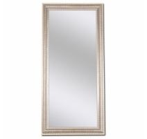 Miroir cadre doré cannelé