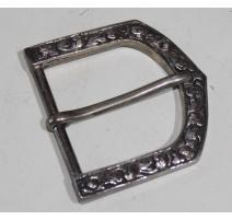 Boucle de ceinture en métal
