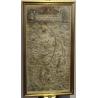 Gravure Limaniae topographia Gabriele Symeoneo