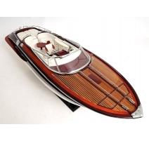 Maquette de bateau Riva Rama
