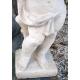 Joueur de flute en pierre de Vicenza