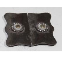 Boucle de ceinture en acier de Tula
