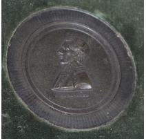 Portrait rond de Napoléon Bonaparte