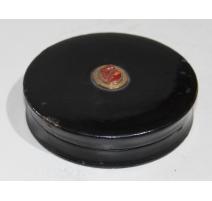 Tabatière ronde avec camée Napoléon