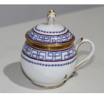 Pot à entremets en porcelaine de Nyon